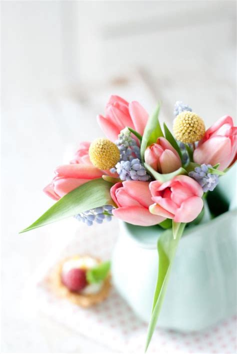 Pretty Flower Vases by 20 Beautiful Easter D 233 Cor Ideas With Pastel Color House