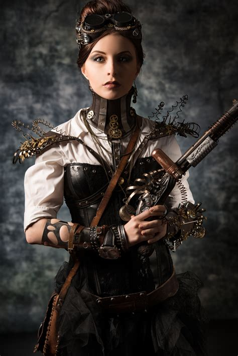 steam punk style it realizziamo una tastiera steunk en build your