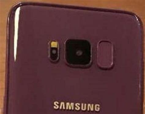 Samsung S8 Ungu Kontes Jenggot Dimenangi Ayah Yang Kenang Kematian