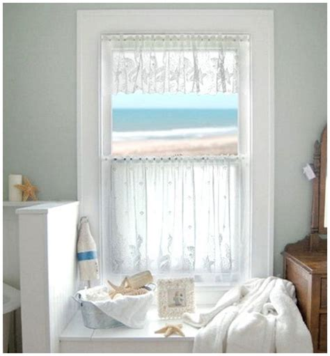Bathroom Curtains For Windows Ideas by Curtains For Small Windows Master Bathroom Curtain Ideas