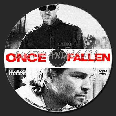 film once fallen once fallen dvd label dvd covers labels by