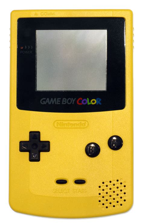 gameboy color file boy color yellow jpg wikimedia commons