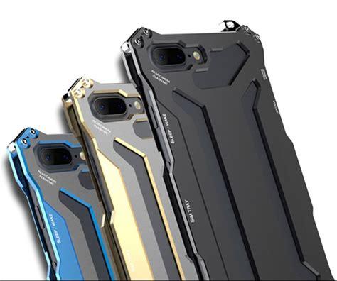 r just gundam shock waterproof metal gorilla glass for iphone 7 7 plus