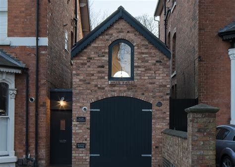 home design birmingham uk dilapidated coach house reinvented into small home with loft