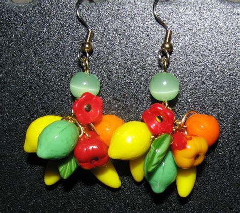 fruit earrings bristow jewelry fruit earrings
