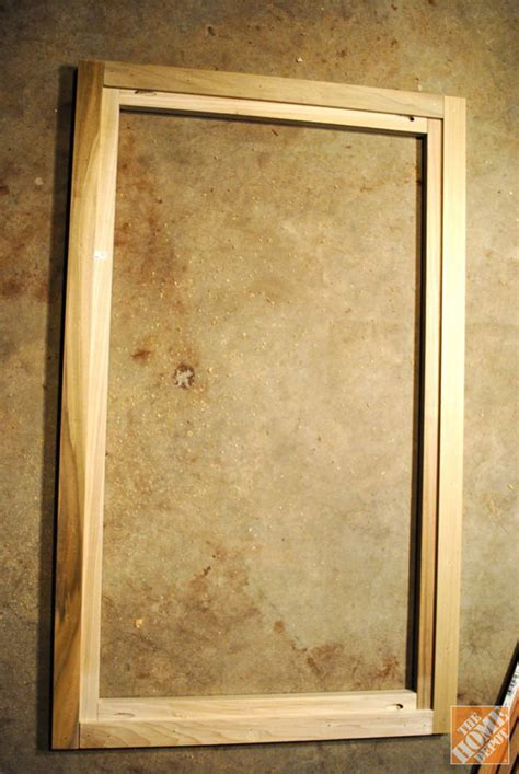 Building Glass Cabinet Doors Diy Glass Cabinet Doors