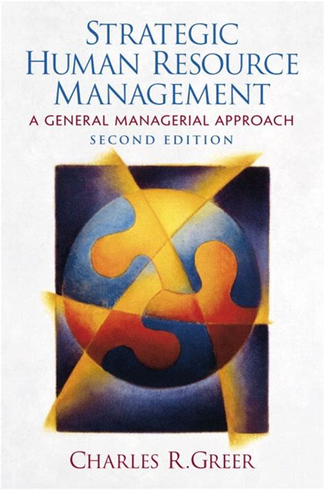 Mba Human Resource Management Canada by Pearson Education Higher And Professional Education Bookshop