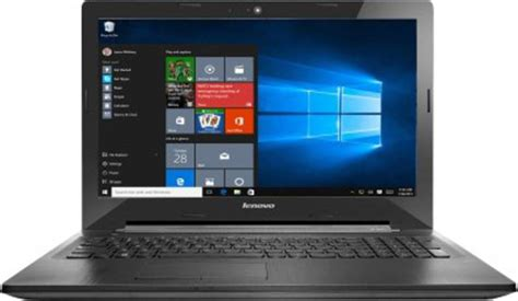 Laptop Lenovo I3 Win 8 lenovo g50 80 i3 5th 8 gb 1 tb hdd windows 10 home 2 gb graphics g50 80 laptop rs