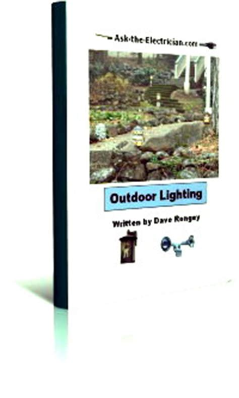 the landscape lighting book outdoor lighting book