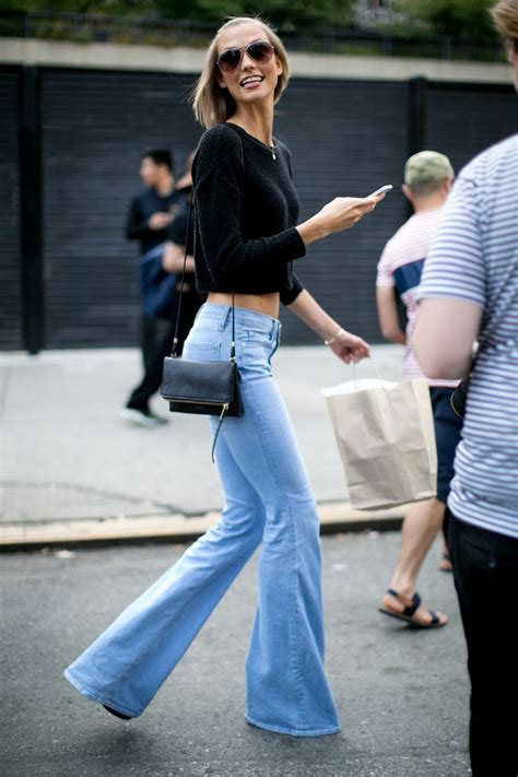 how to wear flare pants flare pants are in style how to wear flared jeans right style etcetera