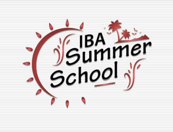 Iba Summer Mba by Institute Of Business Administration Karachi