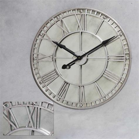 glass kitchen wall clocks best 25 mirror wall clock ideas on wall clock