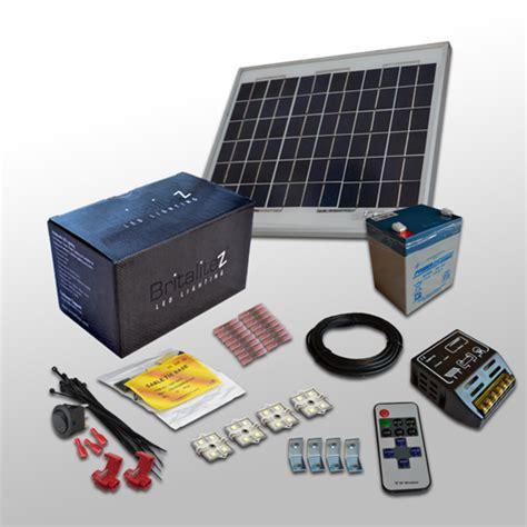 Solar Kits Solar Shed Lighting Kit