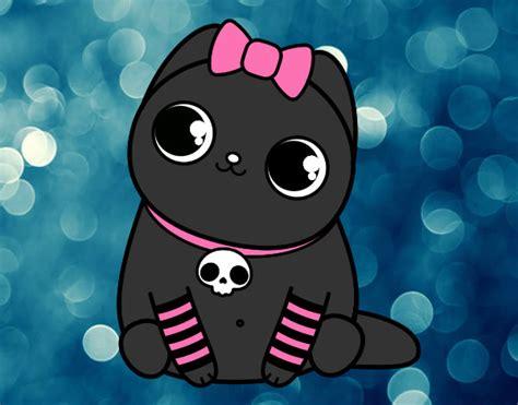 imagenes kawai de gatitos kawaii dibujos gatitos