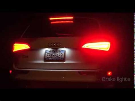 taillights q5 youtube