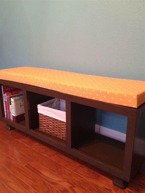 bench bookshelf repurposed bookshelf turned bench for the home