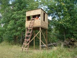 deer shooting house plans 1000 ideas about tree stand on deer