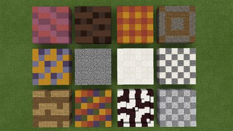 Pattern House Minecraft | ressources minecraft on minecraft floor designs floor