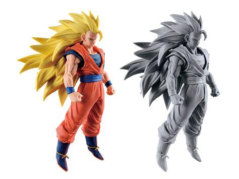Banpresto Craneking Z Saiyan 2 Goku saiyan 3 goku banpresto