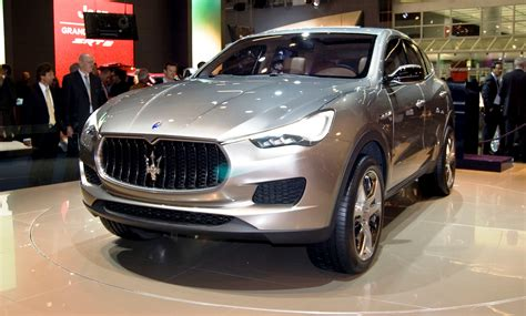 New Maserati Suv new 2016 maserati suv prices msrp cnynewcars