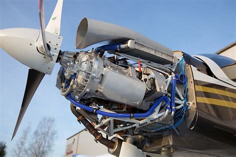 continental motor diesel in the sky aviation and the diesel engine