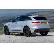 Jaguar F Pace R Sport 2016 UK Wallpapers And HD Images  Car Pixel