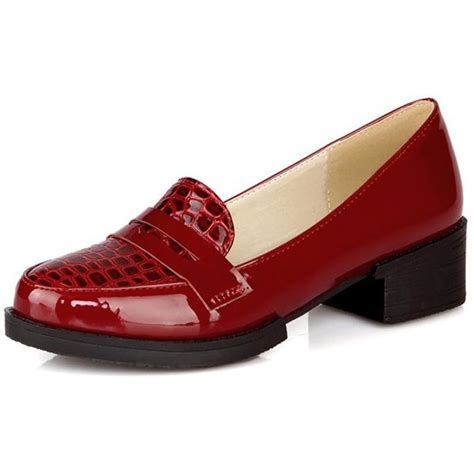 loafers for fashion aliexpress buy 2016 fashion patent leather