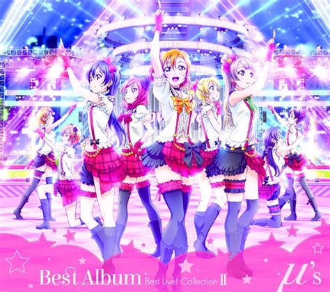 Bokutachi Wa Hitotsu No Hikari Album crunchyroll quot live quot va unit μ s ranks 8th in top