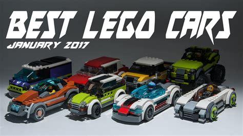 best lego best lego car mocs of january 2017