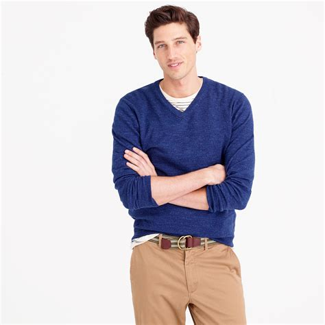 Fit Neck Sweater the fit sweaters 183 effortless gent