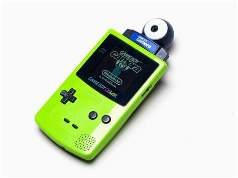 when did gameboy color come out awesome portraits and landscapes with a boy