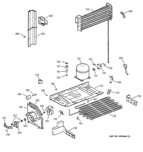 unit parts diagram parts list  model ctxdabrrww