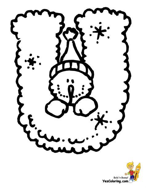 lumpy snowman christmas letters free alphabet christmas