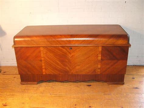 cedar chest bench antique art deco lane waterfall cedar chest bench trunk