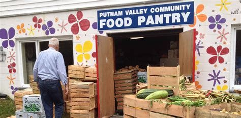 Food Pantry Open On Saturday by Putnam Valley Community Food Pantry
