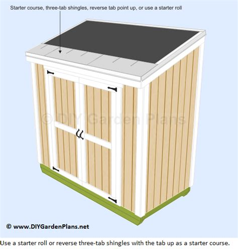 Shed Roof Plan by Nomis