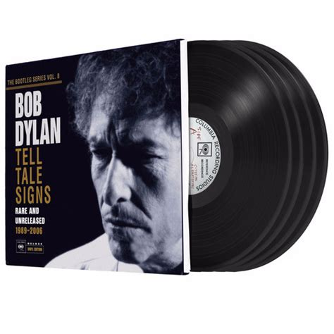 7 Tell Tale Signs Of A by Bob Tell Tale Signs Bootleg Series Vol 8 180 Gram