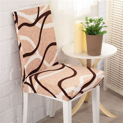 dining chair slipcover wedding banquet kitchen seat cover