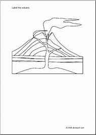 Best 25 ideas about volcano worksheets find what youll love volcano diagram worksheets ccuart Gallery