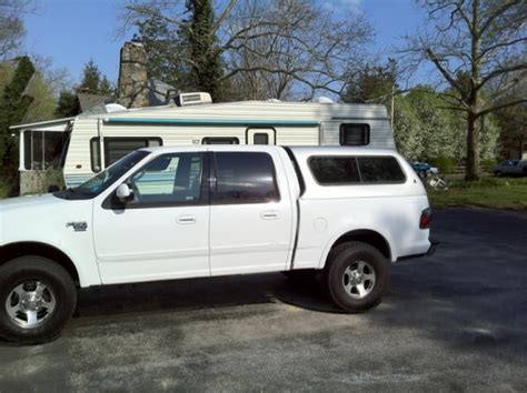 Camper Shell For 1999 F150 For Sale   Autos Post