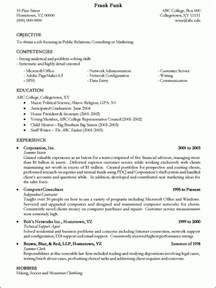 Best Resume Outline by College Resume Outline Best Resume Collection