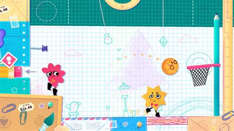 Nintendo Switch Switch Snipperclips Plus Cut It Out Together Us nintendo switch snipperclips plus cut it out together