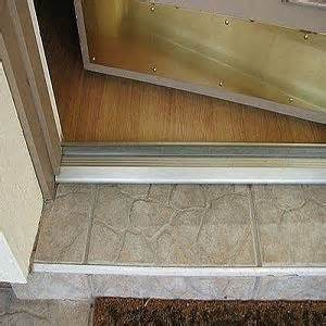 How To Replace A Threshold On An Exterior Door How To Replace A Door Threshold Stepbystep Services Doors