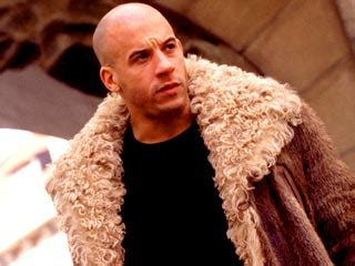 triple x vin diesel jacket on the hunt