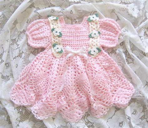 crochet pattern instructions questions crochet pattern 030 baby dress 6 12m by creations by