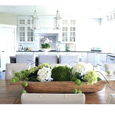 breakfast table centerpiece dinner decor ideas dining room