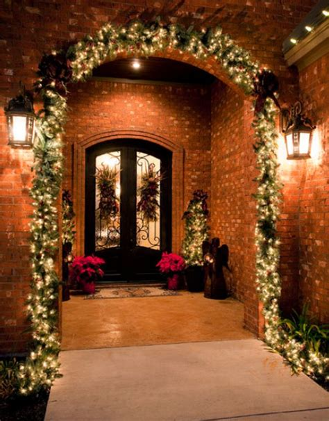 7 christmas entryway d 233 cor ideas