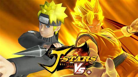film naruto vs goku j stars victory vs ps4 goku vs naruto gameplay 1080p