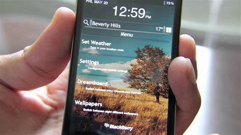 bb os 6 themes blackberry os 6 1 dreamboard theme turns your iphone