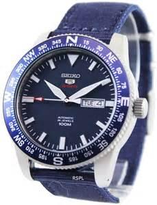 Seiko 5 sports automatic 24 jewels 100m srp665k1 srp665k
